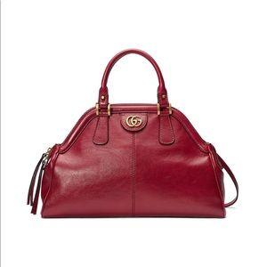🆕💯Auth GUCCI Purse Calfskin Medium ReBelle Bag